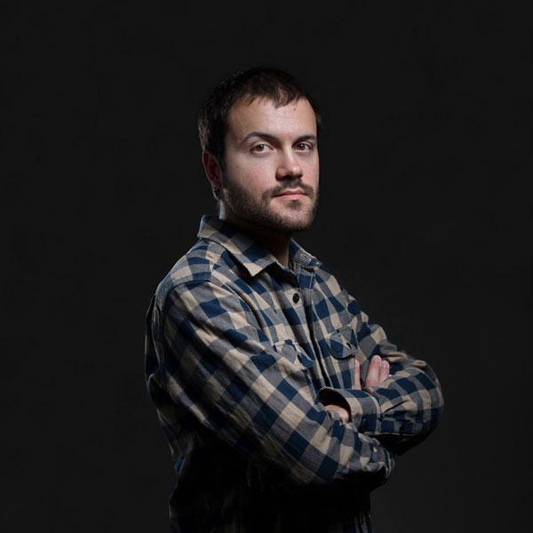 Jonas Keusch — l'équipe visuelle