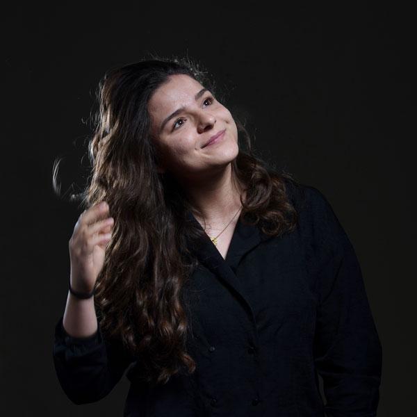 Sara Zimmermann — l'équipe visuelle
