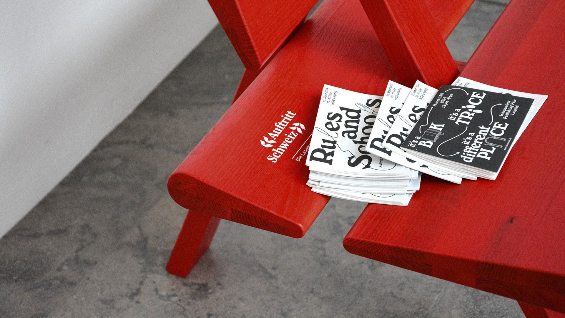 l'équipe [visuelle] Auftritt Schweiz Corporate Design Webdesign
