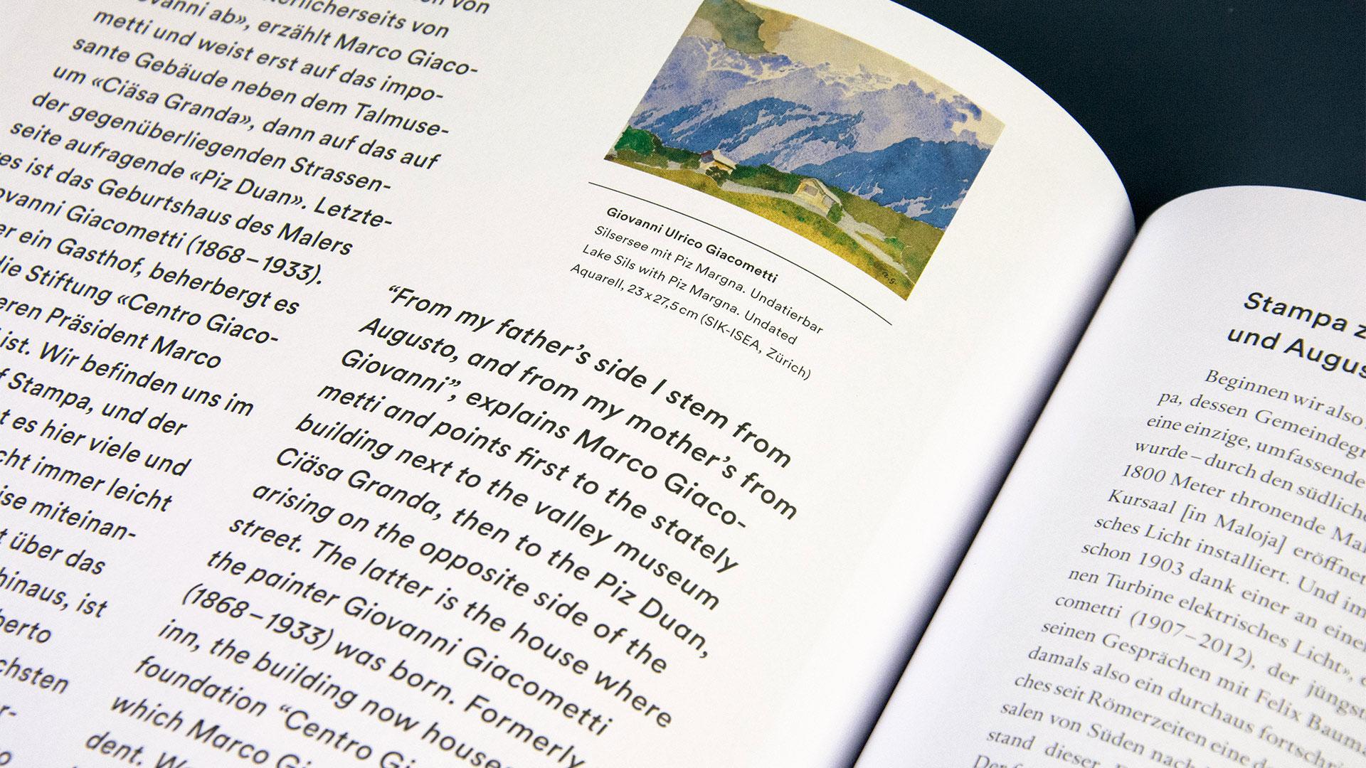 l'équipe [visuelle] Suvretta House Magazine Edition Stphan Witschi Editorial Design