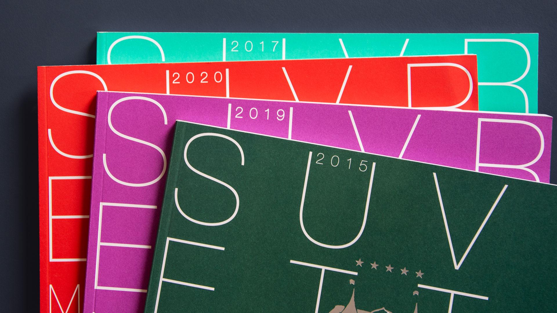 l'équipe [visuelle] Suvretta House Magazine Edition Stephan Witschi Editorial Design
