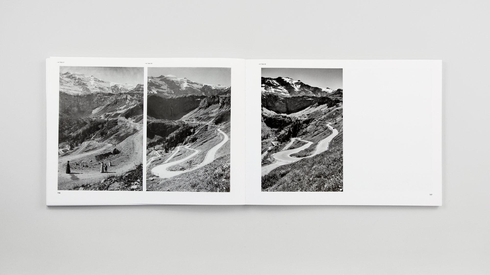 l'équipe [visuelle] – Saumpfad - Lini - Speedway – Buch, Klausenpass, Gestaltung, Grafik, Editorial Design, Agentur, Luzern, Emmenbruecke, Edition Typoundso