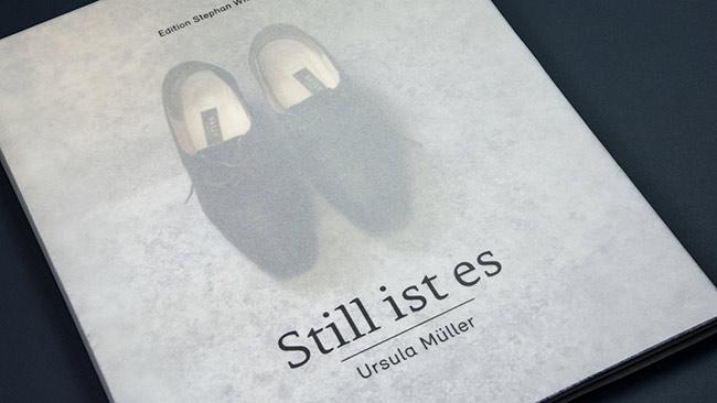 l'équipe [visuelle] Still ist es Ursula Mueller Edition Stphan Witschi Editorial Design