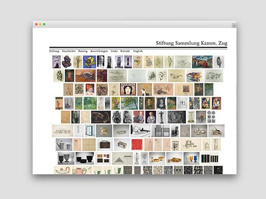 equipe-visuelle-luzern-emmenbruecke-grafik-werbung-agentur-referenz-stiftung-sammlung-kamm-zug